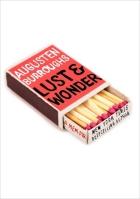 lust and wonder